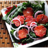 Blood Orange and Red Onion Salad