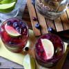 Blueberry Lime Smash