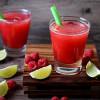 Raspberry Limeade
