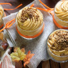 No Bake Pumpkin Pie Cheesecakes