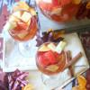 Caramel Apple Pie Sangria