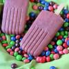 Wild Berry Skittles Popsicles