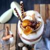 Caramel Apple Pie Ice Cream Float