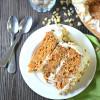 Pumpkin Carrot Layer Cake