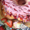 Strawberry Monkey Bread