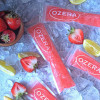 Strawberry Lemonade Rum Pops