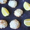 Lemon Coconut Macaroons