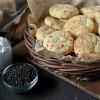 Ricotta Parmesan Gruyere Biscuits