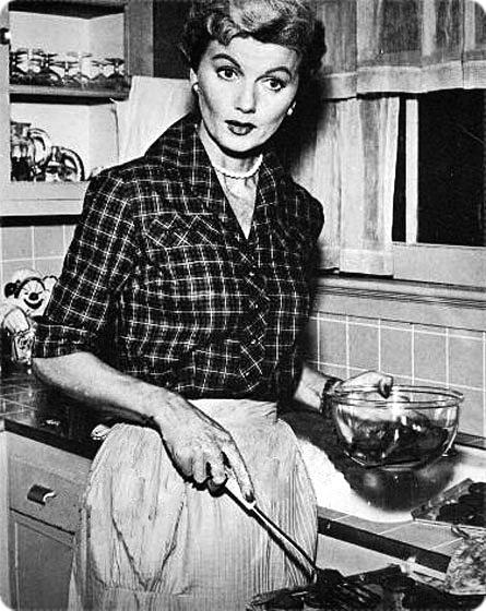 June Cleaver Kitchen