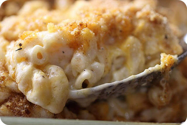 5-Cheese Macaroni & Cheese {Mind Over Batter}