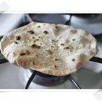 Chapati (Indian Flat Bread  )