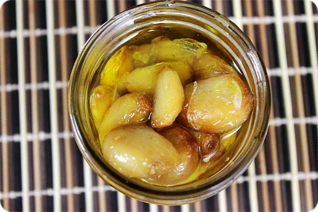 Roasted Garlic {Mind Over Batter}