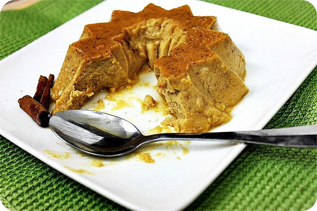 Pumpkin Flan {mind-over-batter.com}
