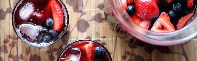 Cherry Berry Sangria 5 over