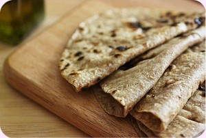Chapati (Indian Flat Bread )   Mind Over Batter