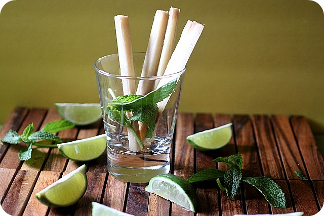 Coco Mojito {mind-over-batter.com}