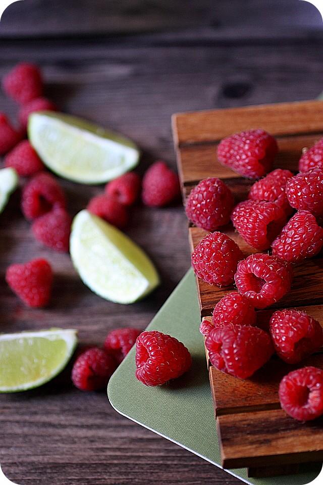 Raspberry Walnut Lime Salad Dressing {Mind Over Batter}