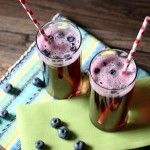 Blueberry Soda