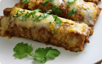 Chicken Enchiladas {Mind Over Batter}