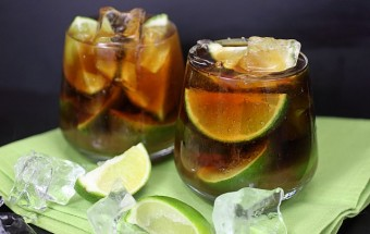 Cuba Libre {mind-over-batter.com}