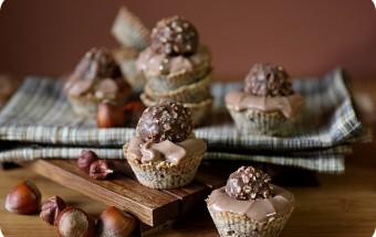 Half Baked Nutella Cheesecake Bites {mind-over-batter.com}