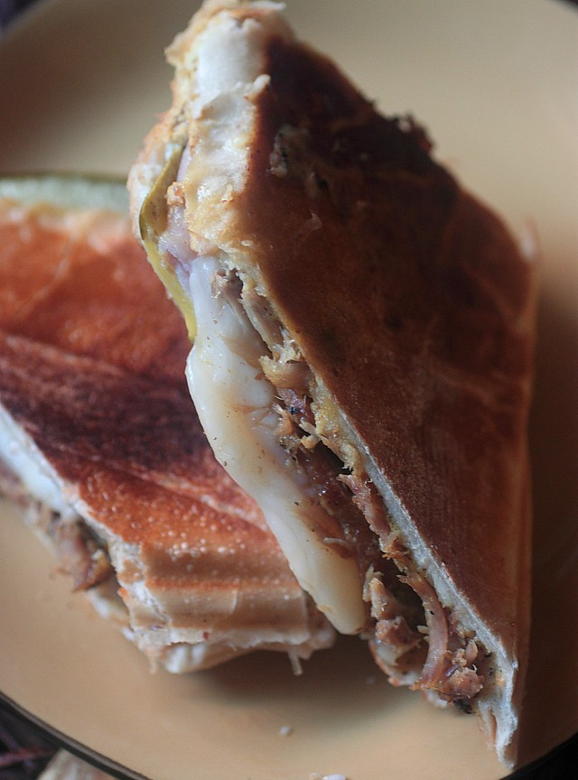 Cubano Sandwich {mind-over-batter.com}
