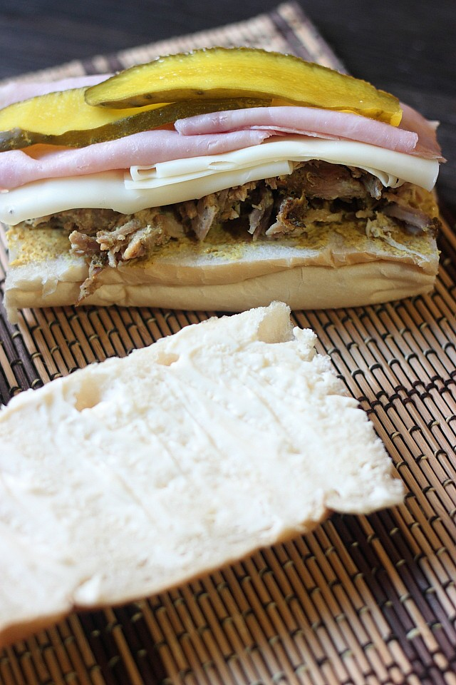 Cubano Sandwiches {mind-over-batter.com}