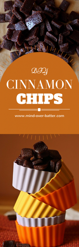 Tired of looking for cinnamon chips in the supermarket and coming up empty? I got you, boo! Make your own Cinnamon Chips! So easy! www.mind-over-batter.com
