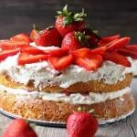 Strawberry Tres Leche Cake