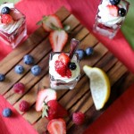 Berry Lemonade Parfaits