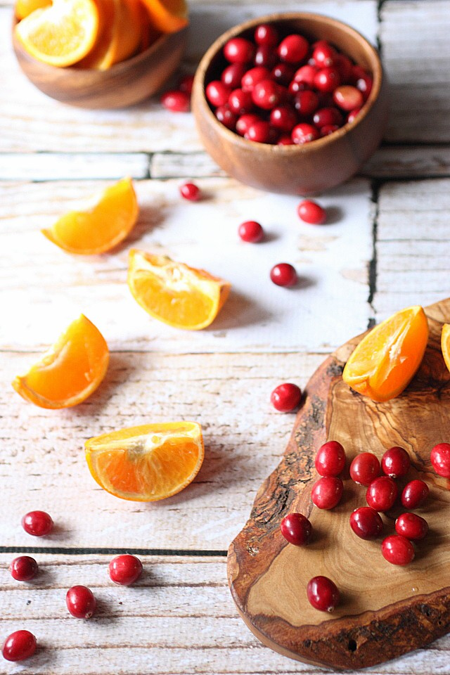 Cranberry Tangerine Fizzy {mind-over-batter.com}