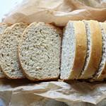 Banana Cinnamon Sandwich Bread