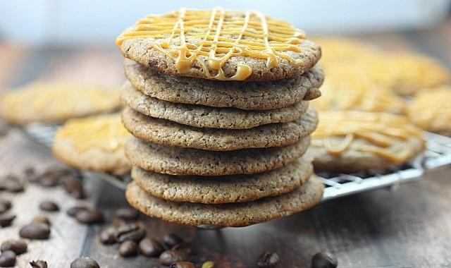 Caramel Macchiato Cookies