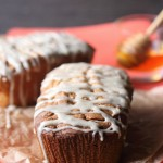 Mini Honey Vanilla Cream Cheese Pound Cakes