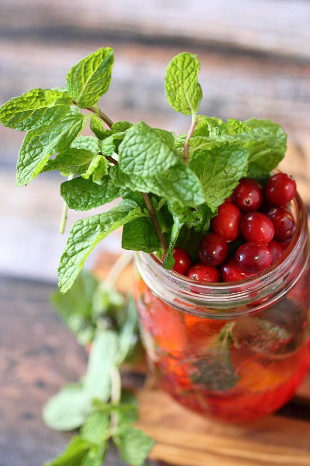 cranberry mojito6