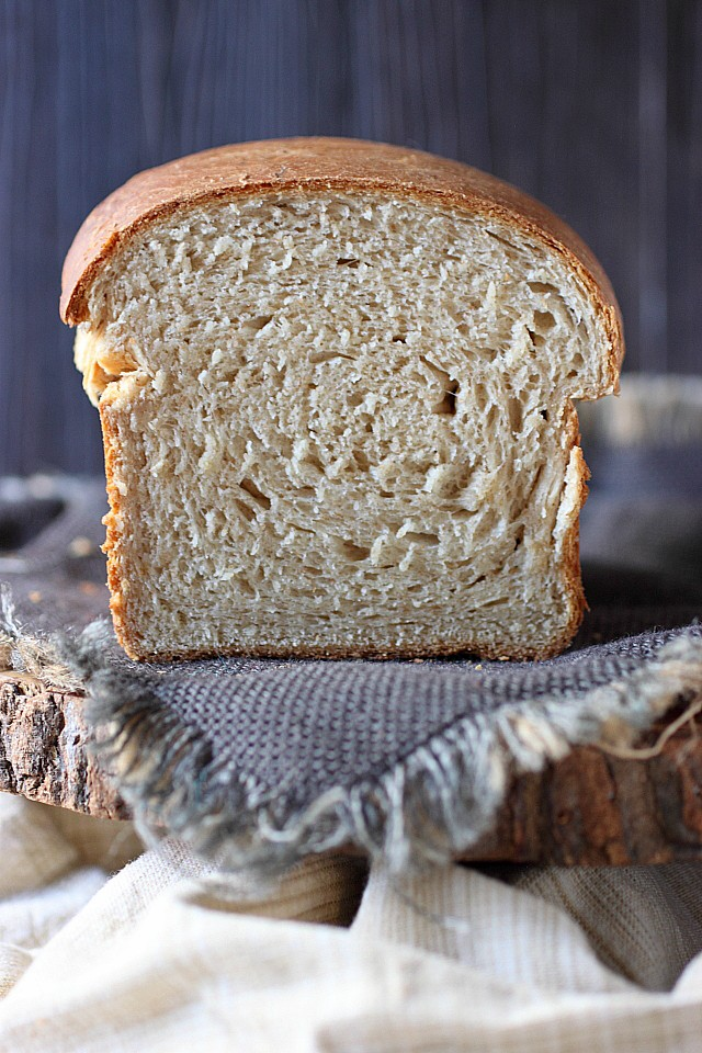 Honey Wheat Bread | Mind Over Batter