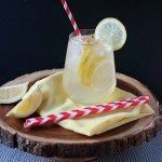 Homemade Lemon Soda