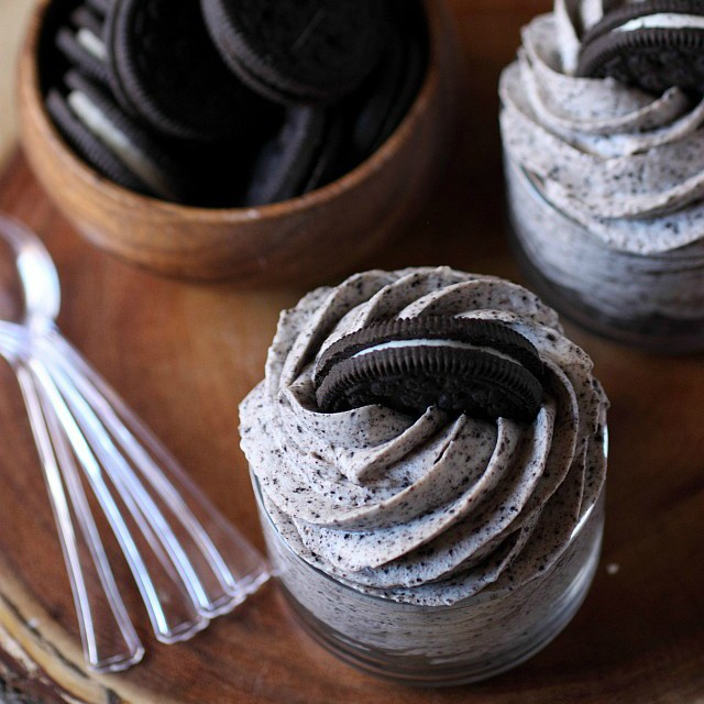 cookies n cream mini cheesecakes recipes dishmaps cookies n cream mini ...