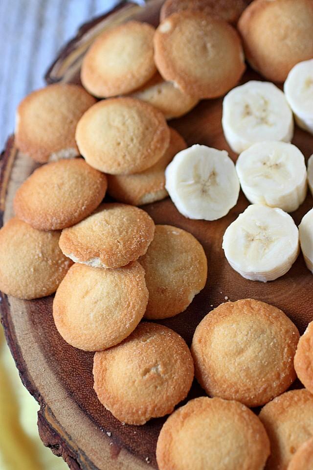 Banana Cream Pudding Dip {mind-over-batter.com}