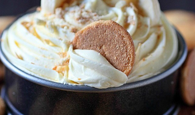 Banana Cream Pudding Dip