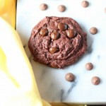 Chocolate Lover's Soft-Baked Chocolate Chip Pudding Cookies