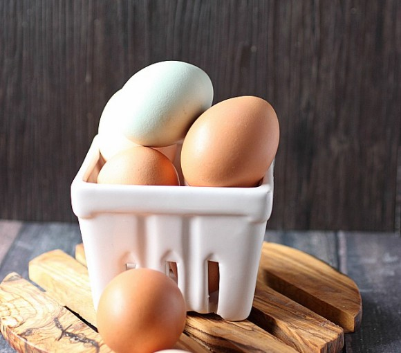 Room temperature eggs in 5 Minutes!