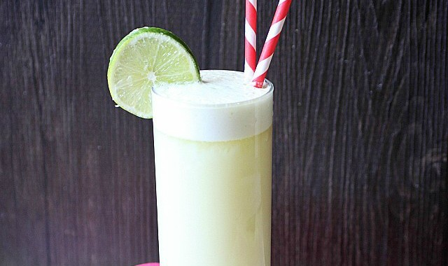 Hard Brazilian Limeade