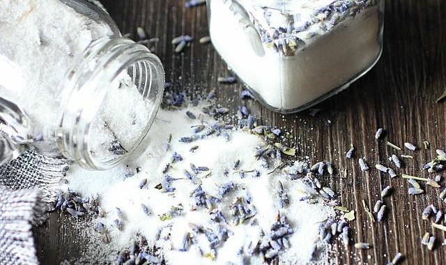 DIY – Lavender Vanilla Infused Sugar