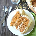 Pumpkin Carrot Layer Cake