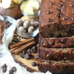 Spiced Chocolate Chip Banana Bread