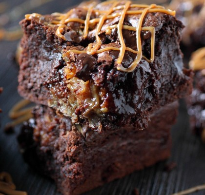 Coconut Dulce de Leche Brownies10 insta