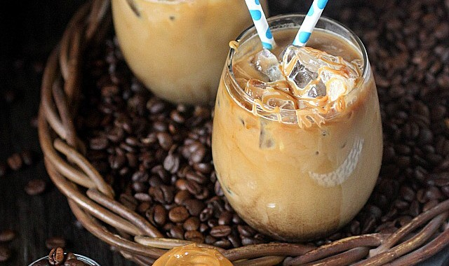 Cold Brew Coffee {with Dulce de Leche}