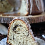 Coffee Swirl Bundt Cake