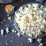Savory Bacon Fat Popcorn